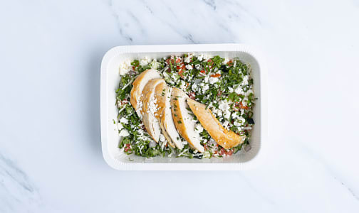 Keto Grilled Chicken with Cauliflower Tabbouleh- Code#: PM1150
