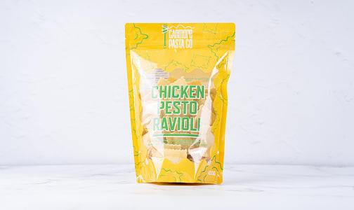 Chicken Pesto Ravioli (Frozen)- Code#: PM1164