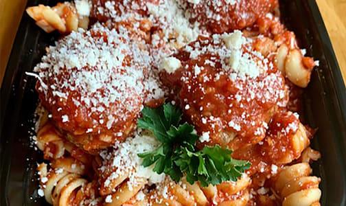 Meatball Rotini Bake- Code#: PM1165