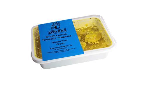 Greek Lemon Roasted Potatoes- Code#: PM1169