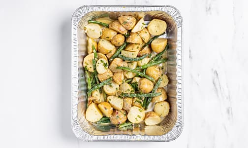 Organic Tangy Potato and Green Bean Salad- Code#: PM1178