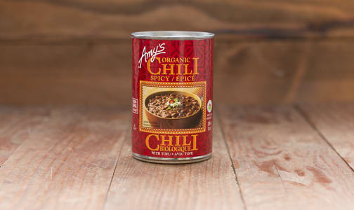 Organic Medium Chilli w/ Vegetables - BPA Free- Code#: PM117
