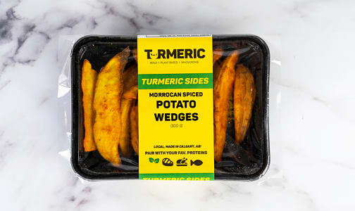 Morrocan Spiced Potato Wedges- Code#: PM1182