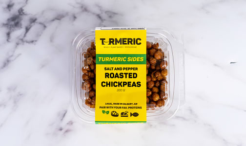 Spiced Roasted Chickpeas- Code#: PM1186