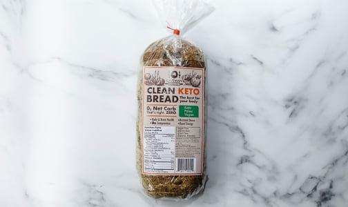 Keto Vegan Bread- Code#: PM1196