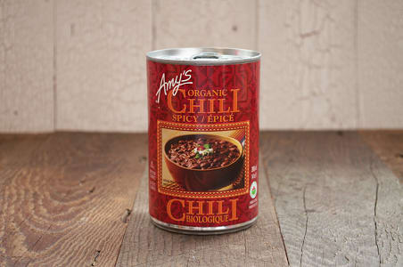 Organic Spicy Chili - BPA Free- Code#: PM119