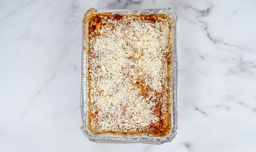 Organic Ricotta Kale Cannelloni with Tomato Sauce (Frozen)- Code#: PM1203