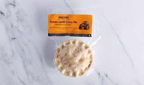 Potato and Lentil Curry Pie (Frozen)- Code#: PM1213