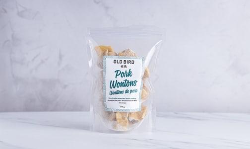 Pork Wontons (Frozen)- Code#: PM1227