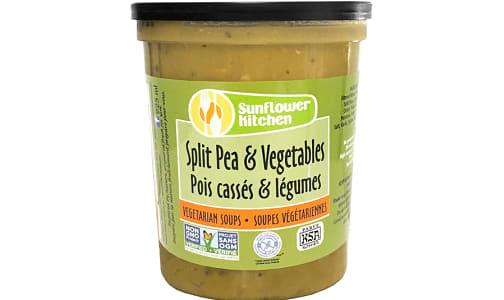 Split Pea & Vegetables Soup- Code#: PM1231