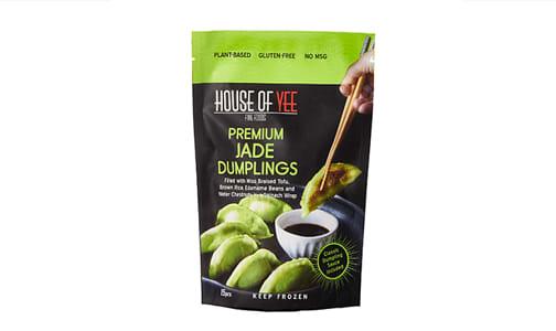 Jade Vegan Dumplings (Frozen)- Code#: PM1251