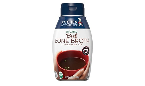 Organic Beef Bone Broth Concentrate- Code#: PM1256
