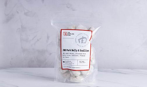 JWB Pork Belly & Scallion, 30pc (Frozen)- Code#: PM1259