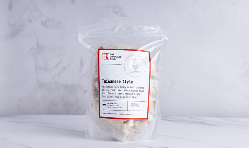 Taiwanese Style Dumplings, 30pc (Frozen)- Code#: PM1260