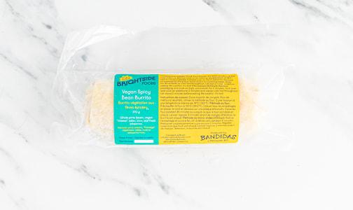 Vegan Spicy Bean Burrito (Frozen)- Code#: PM1299