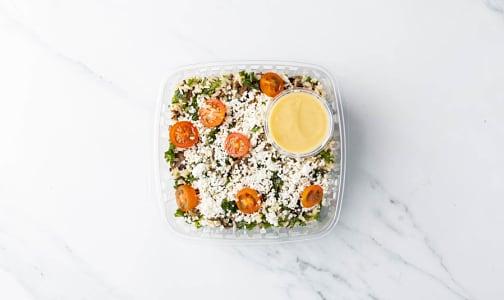 Roasted Mushroom and Whole Grain - Family Salad- Code#: PM1302