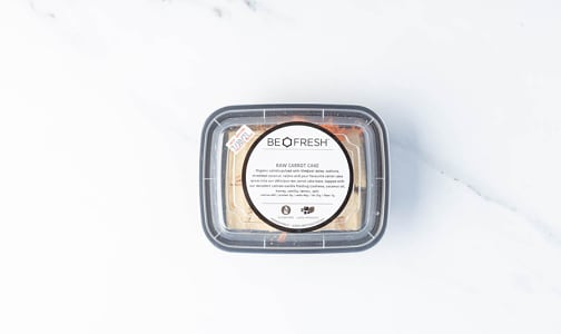 Raw Carrot Cake- Code#: PM1309