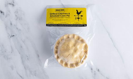 Roasted Chicken & Smoked Corn Pie - BC Specialty Chicken (Frozen)- Code#: PM1318