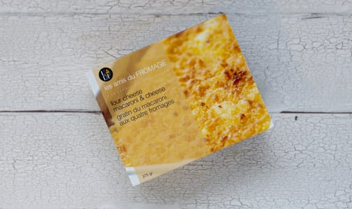 Four Cheese Macaroni and Cheese (Frozen)- Code#: PM1500