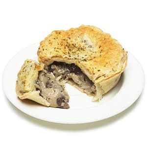 Chook Pie - Herb Topping (Frozen)- Code#: PM1902