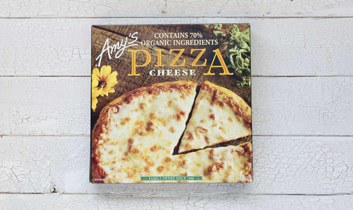 Organic Cheese Pizza (Frozen)- Code#: PM273