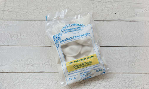 Onion and Potato Perogies (Frozen)- Code#: PM292
