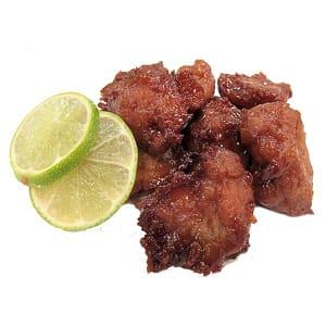 Vegan Lemon Chicken (Frozen)- Code#: PM3009