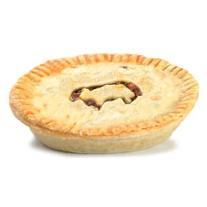 Family-Sized Beef Pot Pie - 8  (Frozen)- Code#: PM301