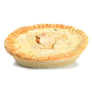 Family-Sized Chicken Pot Pie - 8  (Frozen)- Code#: PM303