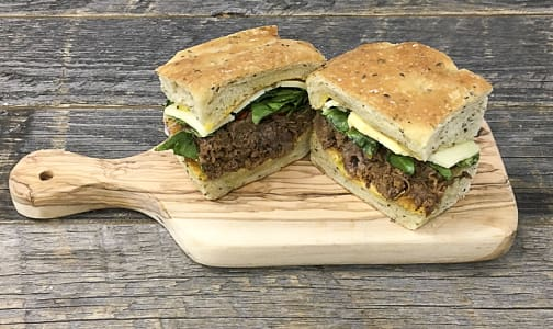 Braised Beef Sandwich- Code#: PM3067