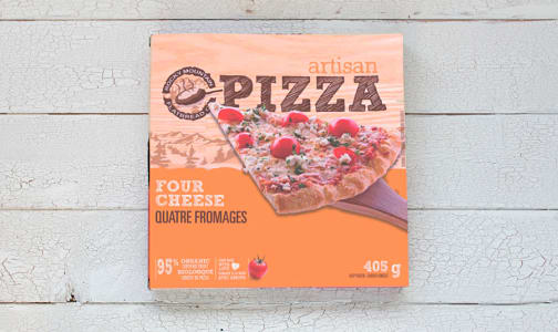 Four Cheese Classic Pizza (Frozen)- Code#: PM3270