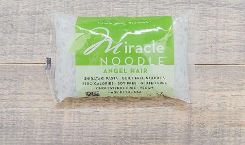 Angel Hair Shirataki Noodles- Code#: PM3327