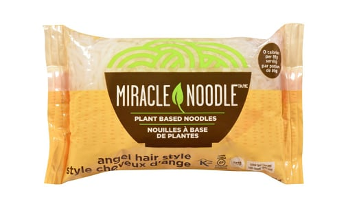 Angel Hair Shirataki Noodles- Code#: PM3327