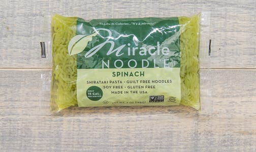 Angel Hair Spinach Shirataki Noodles- Code#: PM3329