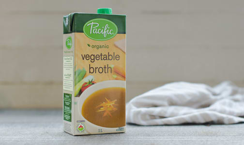 Organic Vegetable Broth- Code#: PM472