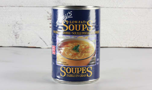 Organic  No Chicken  Noodle Soup- Code#: PM492