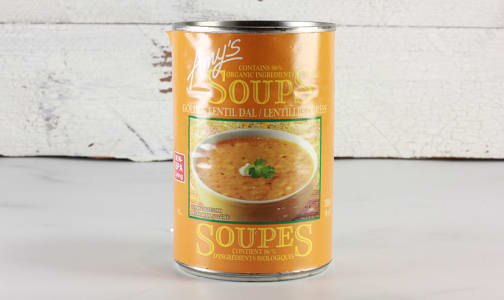 Golden Lentil Dal Soup - BPA Free- Code#: PM495