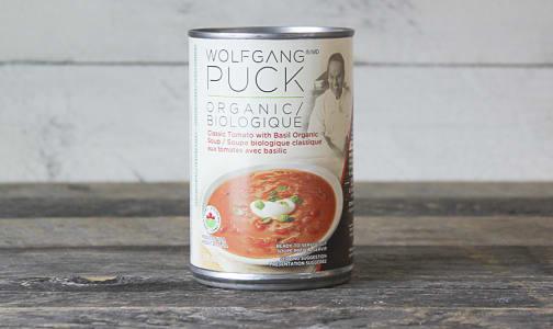 Organic Tomato Basil Soup- Code#: PM506