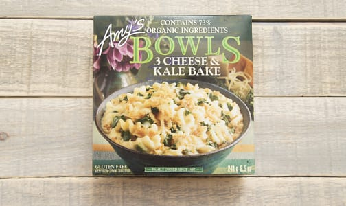 Cheese and Kale Bake Bowl (Frozen)- Code#: PM594