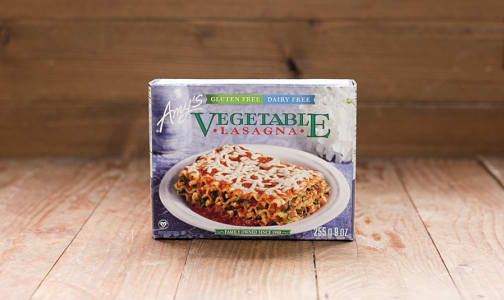 Gluten Free Vegetable Lasagna (Frozen)- Code#: PM621