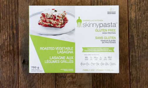 Roasted Vegetable Lasagna (Frozen)- Code#: PM697