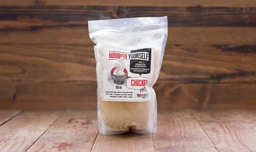 Pastured Chicken Bone Broth (Frozen)- Code#: PM736
