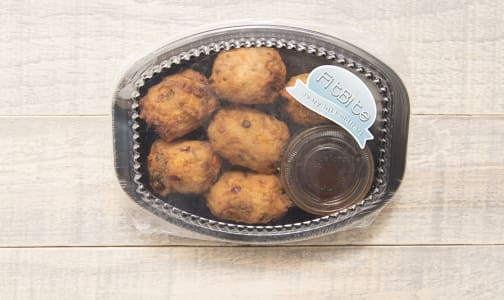Mixed Vegetable Pakoras w/Chutney (Frozen)- Code#: PM750