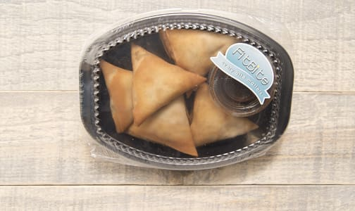 Mini Samosas (Frozen)- Code#: PM752