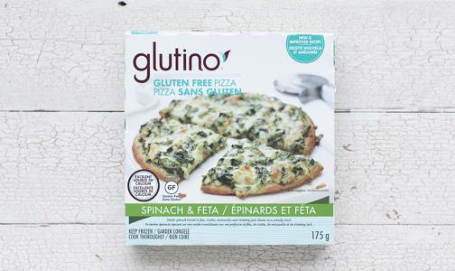 Spinach & Feta Pizza (Frozen)- Code#: PM755