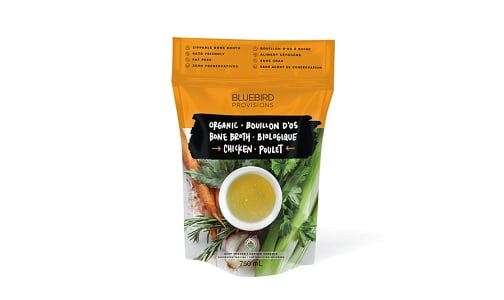Organic Chicken Bone Broth (Frozen)- Code#: PM772