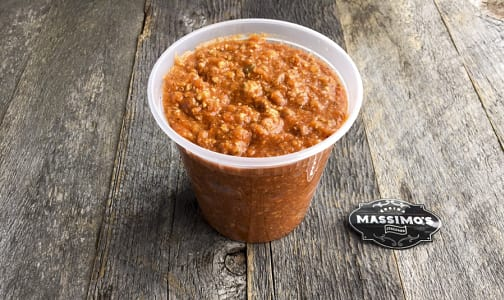 Sauce Bolognese - Meat Sauce- Code#: PM8005