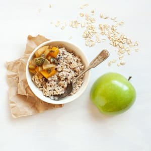 Seasonal Soaked Oats- Code#: PM8011