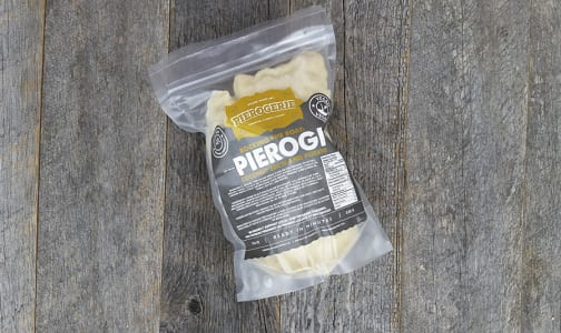 Organic Coconut Bac'n + Potato Pierogies (Frozen)- Code#: PM8108