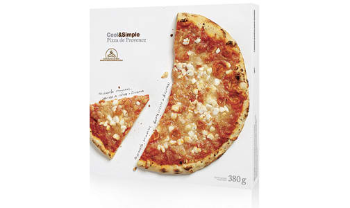 Quatre Fromage Pizza (Frozen)- Code#: PM8116